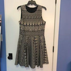 Black and white design Cynthia rowley dress
